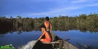 Sur les rives du Tapajos (réalisation)